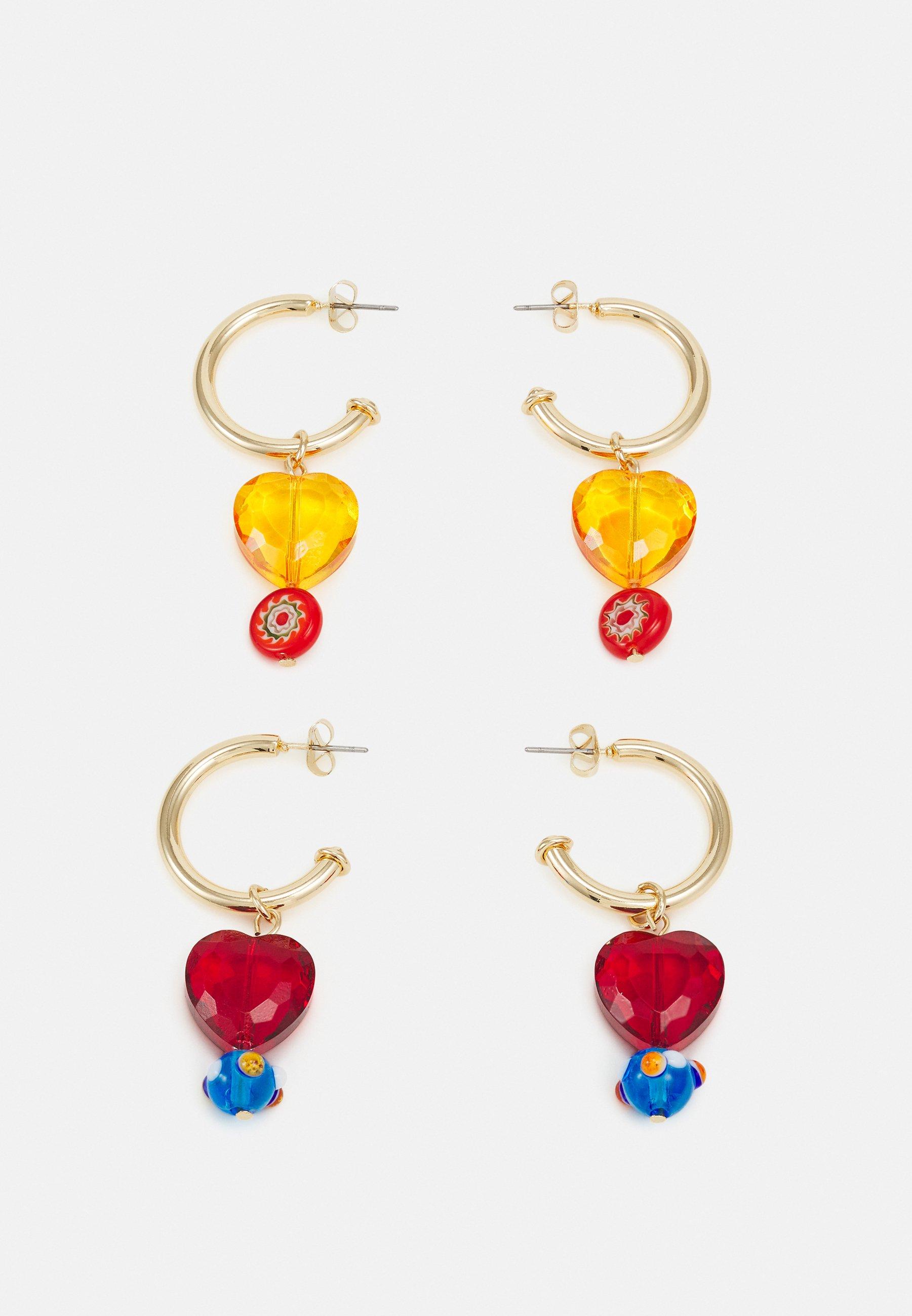 Women PCSALLY EARRINGS 2 PACK - Earrings