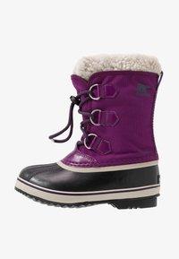 Sorel - YOOT PAC - Snowboot/Winterstiefel - wild iris/dark plum - 0