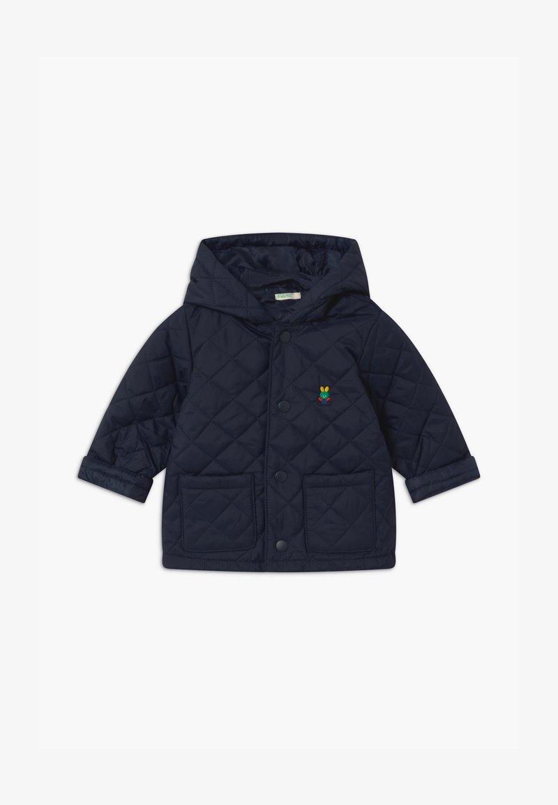 Benetton - UNISEX - Zimní bunda - dark blue