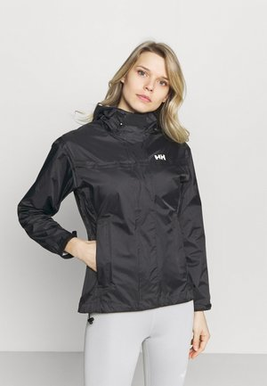 LOKE JACKET - Outdoorjas - black