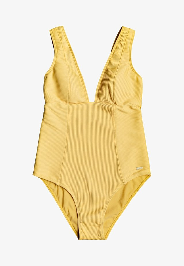 MIND OF FREEDOM  - Swimsuit - mineral yellow