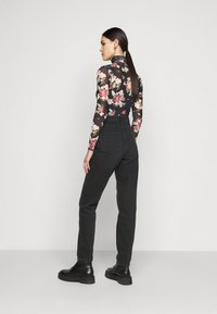 River Island Tall - Jeans a sigaretta - washed black - 2