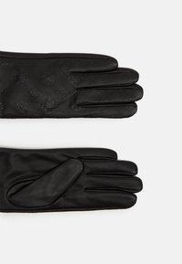 Guess - GLOVES - Gloves - black - 2