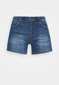Vero Moda - VMLYDIA - Denim shorts - medium blue denim - 3