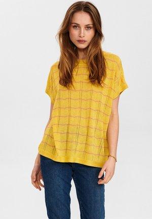 NUDARLENE DARLENE - Print T-shirt - snapdragon