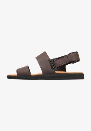 SPRAY - Sandals - brown