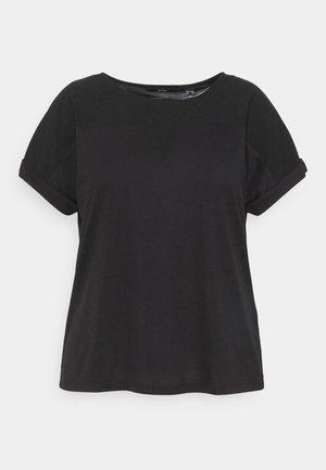 VMELLEN - Basic T-shirt - black