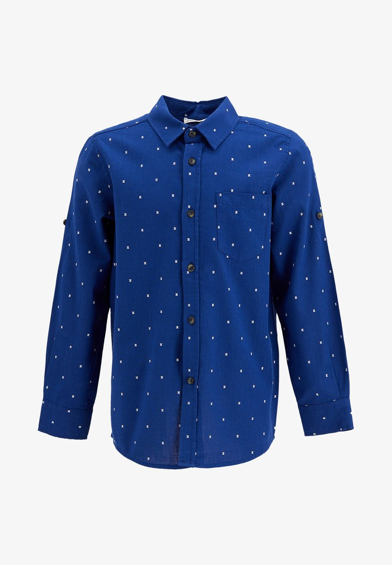 DeFacto - Shirt - navy