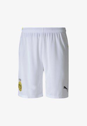 BVB BORUSSIA DORTMUND REPLICA - Pantaloncini sportivi - white