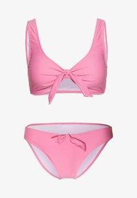 Vero Moda - VMISLA SWIMSET - Bikini - wild orchid - 0
