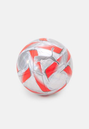 SPIN BALL UNISEX - Equipement de football - red blast/white aged silver