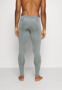 Nike Performance - Tights - smoke grey/reflective silver - 4