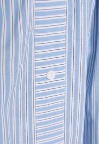 YAS - YASCASA MIDI SKIRT - A-line skirt - eggnog/blue - 2
