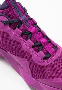 Columbia - FACET15 - Hiking shoes - berry jam/deep purple - 5