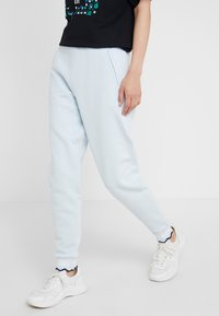 Opening Ceremony - SCALLOP CROP  - Tracksuit bottoms - dust blue - 0