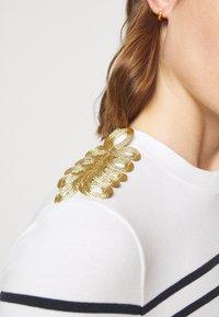 Claudie Pierlot - Long sleeved top - ecru - 5