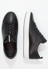ECCO - SOFT LADIES - Sneakersy niskie - black - 2