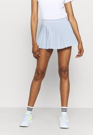 SKORT WOMAN - Sportovní sukně - kentucky blue/blanc de blanc