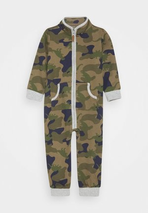 CAMO - Tuta jumpsuit - green