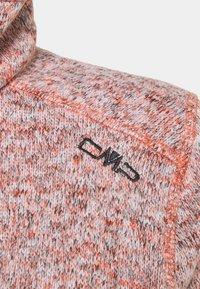 CMP - WOMAN JACKET - Fleece jacket - orange - 2
