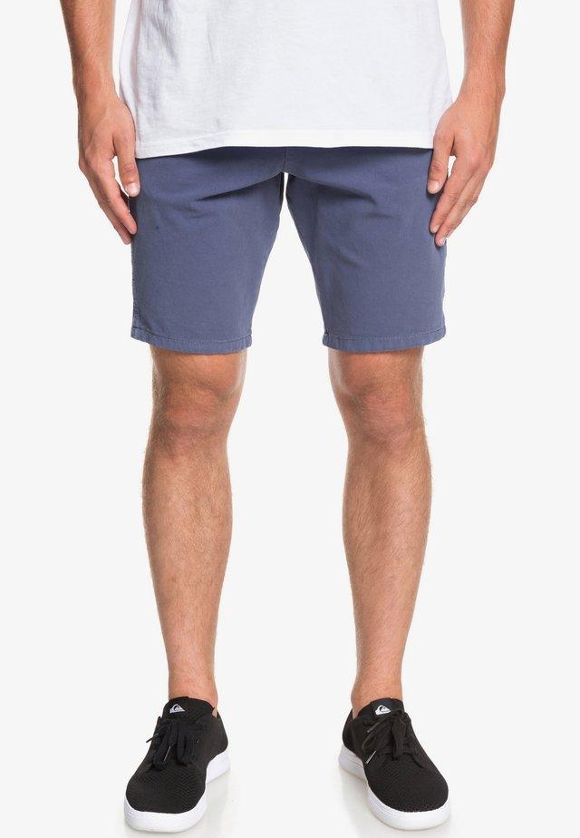 Denim shorts - bijou blue