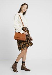 Soeur - GOMA - A-line skirt - orange - 1