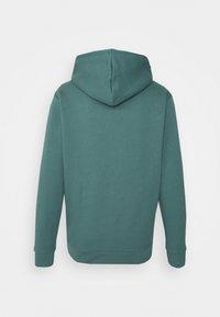 adidas Originals - TREFOIL HOODIE UNISEX - Hoodie - hazy emerald - 1