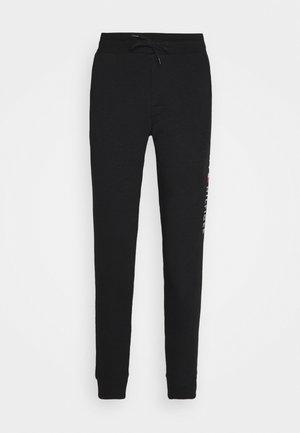 ORIGINAL CUFFED PANT - Pyjama bottoms - black