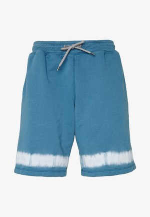 MENS TIE DYE - Jogginghose - light blue