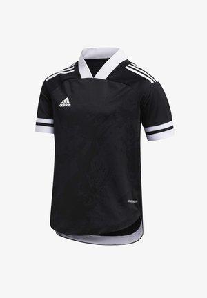 CONDIVO 20 PRIMEGREEN JERSEY - T-shirts med print - black