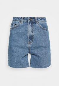 Object - OBJPENNY - Shorts di jeans - light blue denim - 5