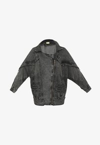 JEANSJACKE - Denim jacket - schwarz