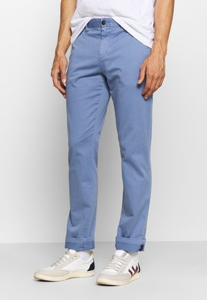 DENTON FLEX - Chino kalhoty - washed ink