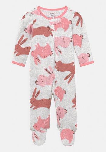 INTERLOCK BUNNY - Sleep suit - multi-coloured