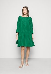 WEEKEND MaxMara - OMBRINA - Denní šaty - smaragdgrun - 0