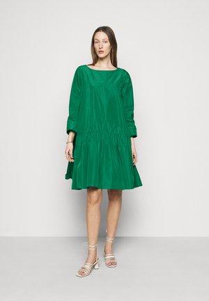 OMBRINA - Denní šaty - smaragdgrun