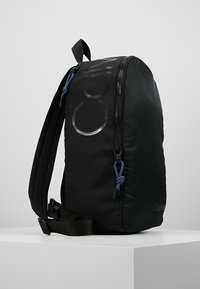 Calvin Klein - TRAIL ROUND BACKPACK - Rucksack - black - 3