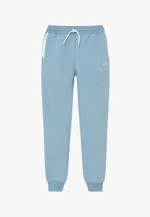 ORDINATE - Teplákové kalhoty - blue/reflective white