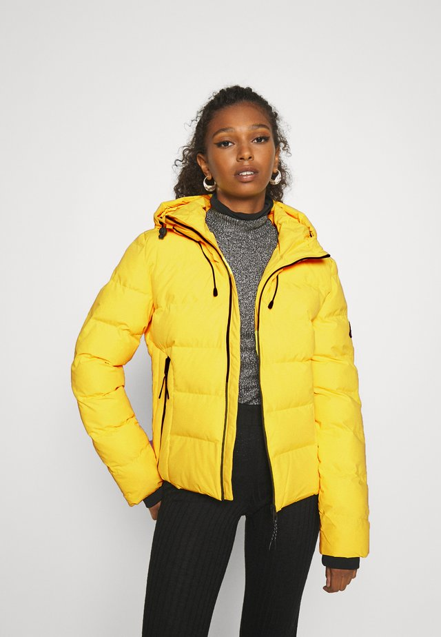 SPIRIT SPORTS PUFFER - Välikausitakki - nautical yellow