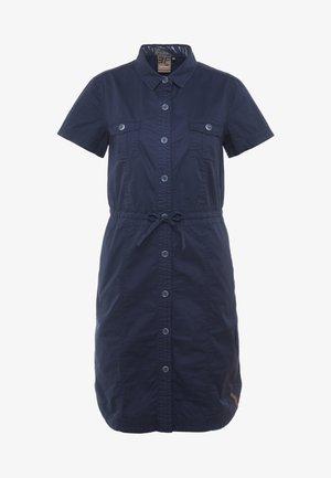 AQUILLA - Shirt dress - dark blue