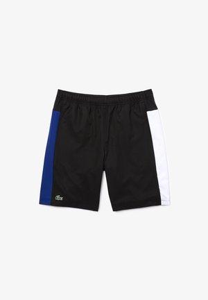 GH2066 - Short de sport - noir / bleu / blanc / bleu