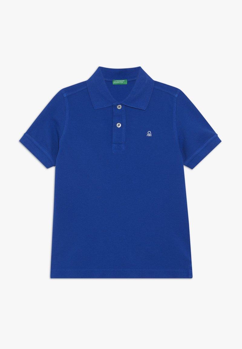 Benetton - Poloshirt - blue