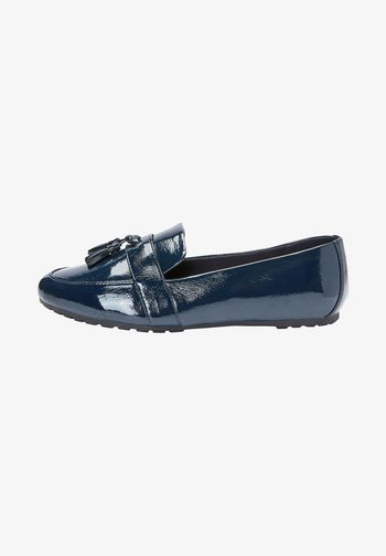 CLEATED - Slip-ins - blue