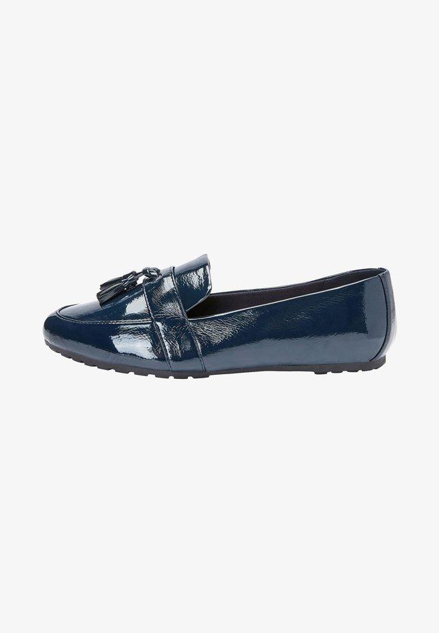 CLEATED - Nazouvací boty - blue