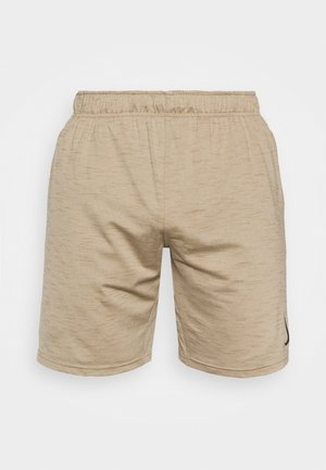 YOGA - Sports shorts - khaki/brown kelp