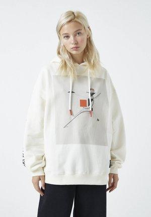 Strikpullover /Striktrøjer - beige