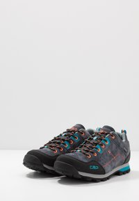 CMP - ALCOR LOW TREKKING SHOE WP - Hiking shoes - antracite - 2