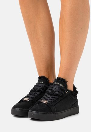 CUPSOLE LACE UP - Trainers - triple black