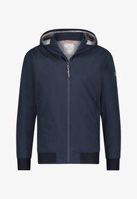 State of Art - Light jacket - dark-blue plain - 0