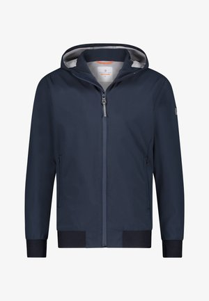 Light jacket - dark-blue plain
